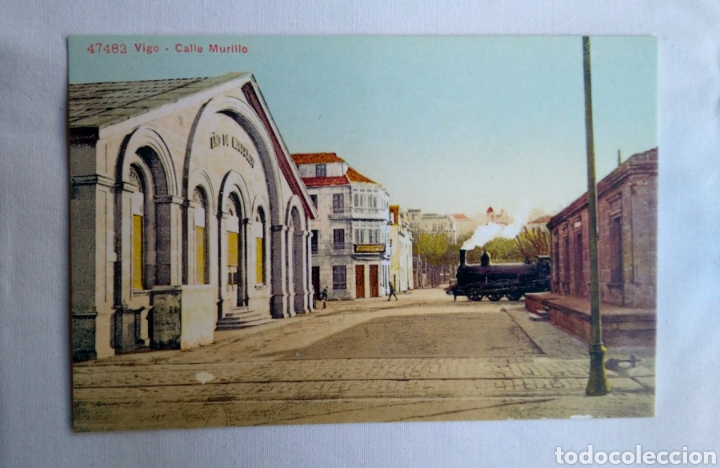 Sellos: Álbum Historia Postal de Galicia - Foto 27 - 148690754