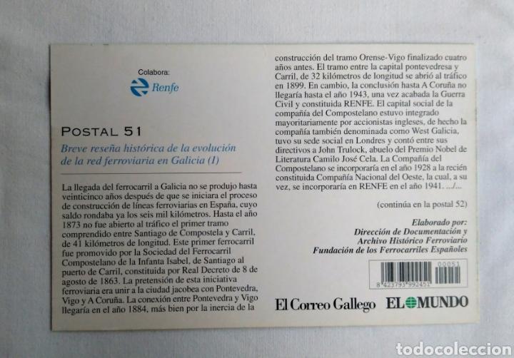 Sellos: Álbum Historia Postal de Galicia - Foto 28 - 148690754