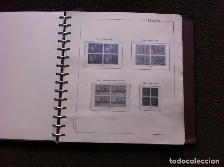 Sellos: ÁLBUM FILABO CON ESTUCHE. ANIVERSARIOS DEL DESCUBRIMIENTO. 1992-1995. 58 HOJAS CON FILOESTUCHES - Foto 5 - 151485338