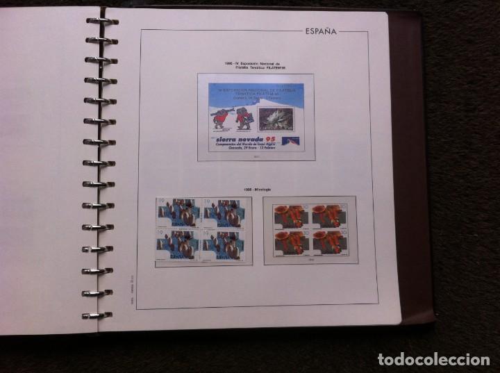 Sellos: ÁLBUM FILABO CON ESTUCHE. ANIVERSARIOS DEL DESCUBRIMIENTO. 1992-1995. 58 HOJAS CON FILOESTUCHES - Foto 8 - 151485338