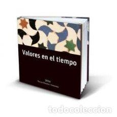 Sellos: ESPAÑA 2014. ALBUM-LIBRO DE CORREOS 2014 CON SELLOS DE ESPAÑA Y ANDORRA. Lote 153708294