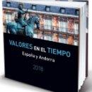 Sellos: LIBRO DE CORREOS AÑO 2018 SIN SELLOS. Lote 160433460