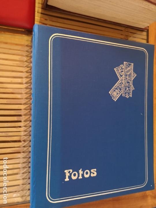 Sellos: IMPRESIONANTE ALBUNES DE SELLOS ANTIGUOS ,PERTENECIENTE A UNA COLECCION - Foto 16 - 158648406