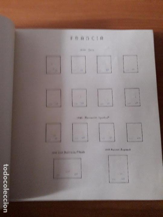 Sellos: ALBUM USADO DE FRANCIA CON HOJAS LEER DESCRIPCION - Foto 5 - 159408786