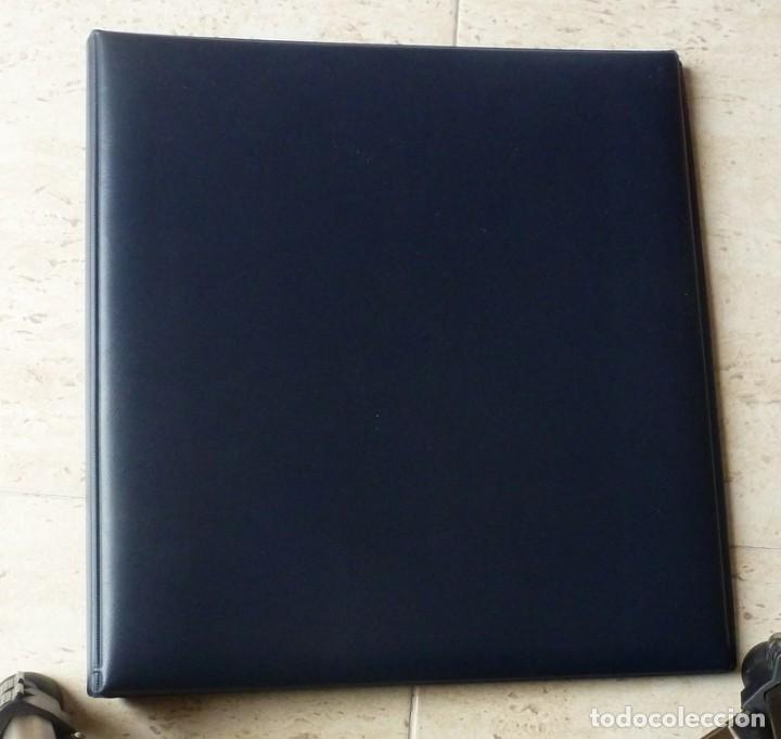 ALBUM DE SELLOS- FOTO 664 - CON 50 HOJAS EDIFIL, ESTADO MUY BUENO, USADO (Sellos - Material Filatélico - Álbumes de Sellos)