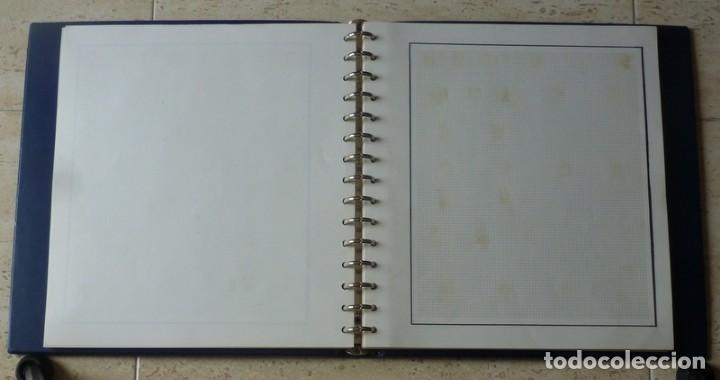 Sellos: Album de sellos- Foto 664 - con 50 hojas Edifil, estado muy bueno, usado - Foto 4 - 165780154