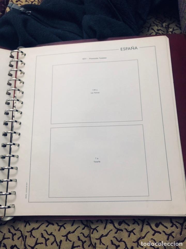 Sellos: Álbum de sellos de españa filabo años 1977 - Foto 6 - 166735672