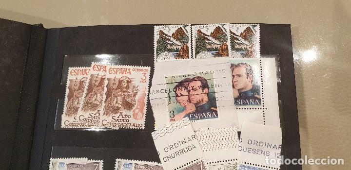 Sellos: Sellos, Antigua colección de sellos, Filatelia, Sellos Nacionales e Internacionales - Foto 3 - 169916668