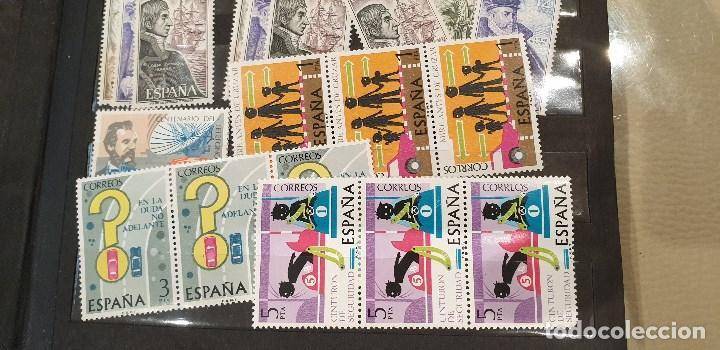 Sellos: Sellos, Antigua colección de sellos, Filatelia, Sellos Nacionales e Internacionales - Foto 5 - 169916668