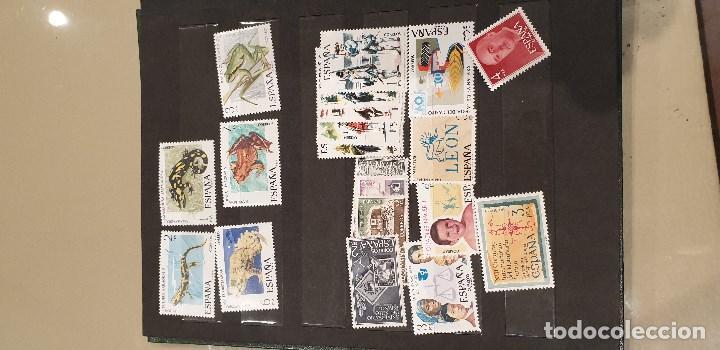 Sellos: Sellos, Antigua colección de sellos, Filatelia, Sellos Nacionales e Internacionales - Foto 9 - 169916668