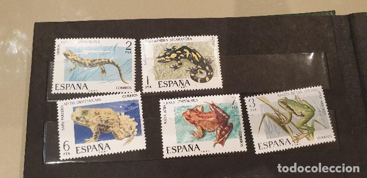 Sellos: Sellos, Antigua colección de sellos, Filatelia, Sellos Nacionales e Internacionales - Foto 10 - 169916668