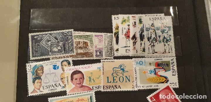 Sellos: Sellos, Antigua colección de sellos, Filatelia, Sellos Nacionales e Internacionales - Foto 11 - 169916668