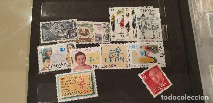 Sellos: Sellos, Antigua colección de sellos, Filatelia, Sellos Nacionales e Internacionales - Foto 12 - 169916668
