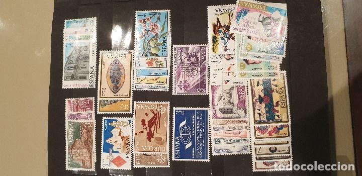 Sellos: Sellos, Antigua colección de sellos, Filatelia, Sellos Nacionales e Internacionales - Foto 13 - 169916668