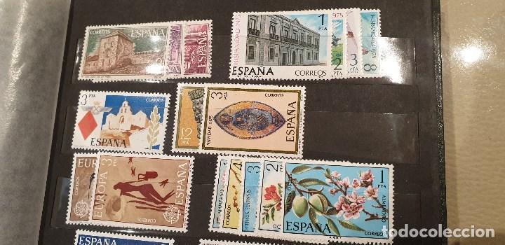 Sellos: Sellos, Antigua colección de sellos, Filatelia, Sellos Nacionales e Internacionales - Foto 14 - 169916668