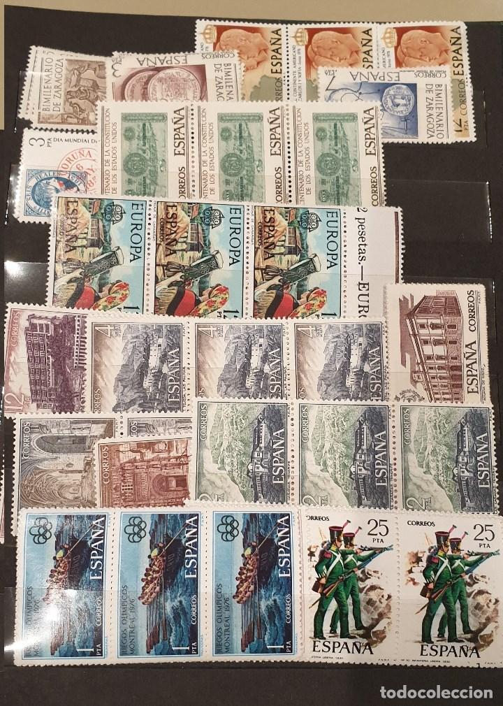 Sellos: Sellos, Antigua colección de sellos, Filatelia, Sellos Nacionales e Internacionales - Foto 17 - 169916668