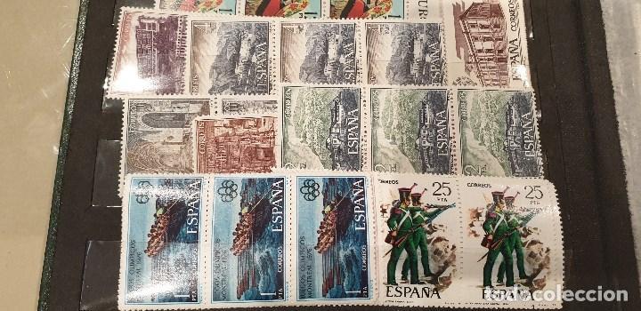 Sellos: Sellos, Antigua colección de sellos, Filatelia, Sellos Nacionales e Internacionales - Foto 20 - 169916668