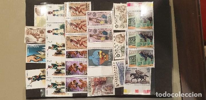 Sellos: Sellos, Antigua colección de sellos, Filatelia, Sellos Nacionales e Internacionales - Foto 21 - 169916668
