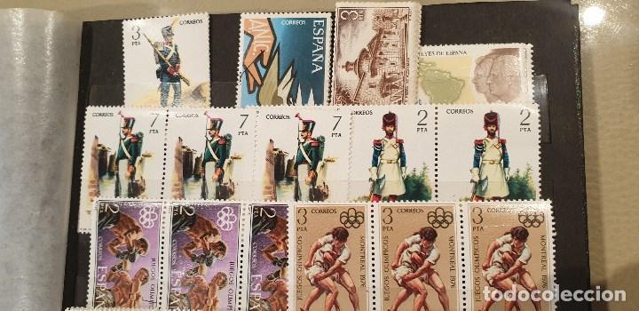 Sellos: Sellos, Antigua colección de sellos, Filatelia, Sellos Nacionales e Internacionales - Foto 22 - 169916668