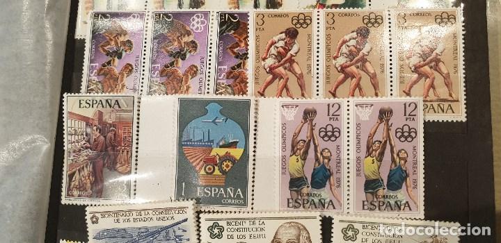 Sellos: Sellos, Antigua colección de sellos, Filatelia, Sellos Nacionales e Internacionales - Foto 23 - 169916668