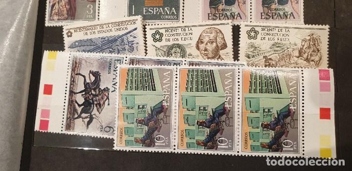 Sellos: Sellos, Antigua colección de sellos, Filatelia, Sellos Nacionales e Internacionales - Foto 24 - 169916668