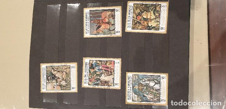 Sellos: Sellos, Antigua colección de sellos, Filatelia, Sellos Nacionales e Internacionales - Foto 25 - 169916668