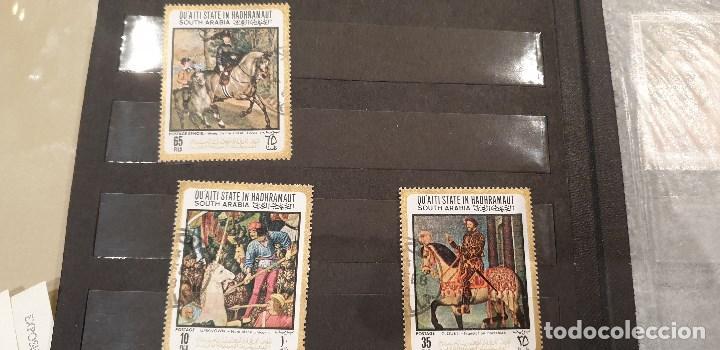 Sellos: Sellos, Antigua colección de sellos, Filatelia, Sellos Nacionales e Internacionales - Foto 26 - 169916668