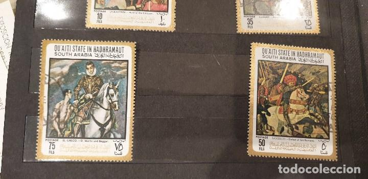 Sellos: Sellos, Antigua colección de sellos, Filatelia, Sellos Nacionales e Internacionales - Foto 27 - 169916668
