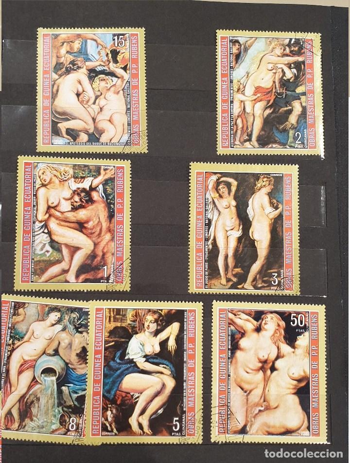 Sellos: Sellos, Antigua colección de sellos, Filatelia, Sellos Nacionales e Internacionales - Foto 32 - 169916668