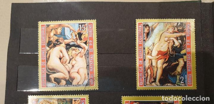 Sellos: Sellos, Antigua colección de sellos, Filatelia, Sellos Nacionales e Internacionales - Foto 33 - 169916668