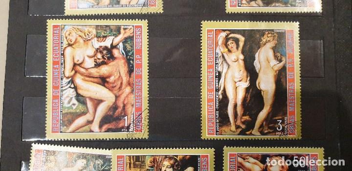 Sellos: Sellos, Antigua colección de sellos, Filatelia, Sellos Nacionales e Internacionales - Foto 34 - 169916668
