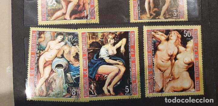 Sellos: Sellos, Antigua colección de sellos, Filatelia, Sellos Nacionales e Internacionales - Foto 35 - 169916668