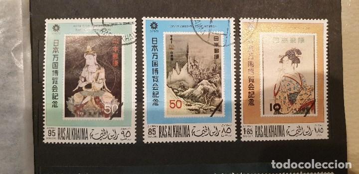 Sellos: Sellos, Antigua colección de sellos, Filatelia, Sellos Nacionales e Internacionales - Foto 37 - 169916668