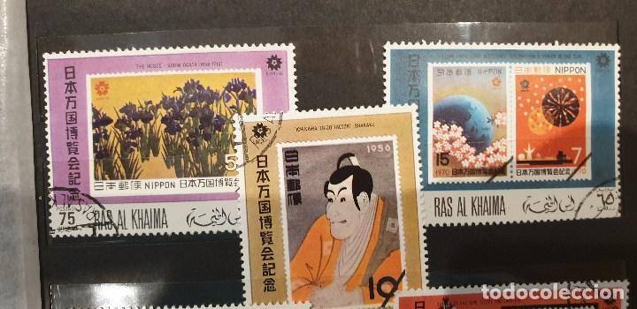 Sellos: Sellos, Antigua colección de sellos, Filatelia, Sellos Nacionales e Internacionales - Foto 38 - 169916668