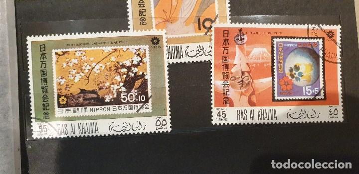 Sellos: Sellos, Antigua colección de sellos, Filatelia, Sellos Nacionales e Internacionales - Foto 39 - 169916668