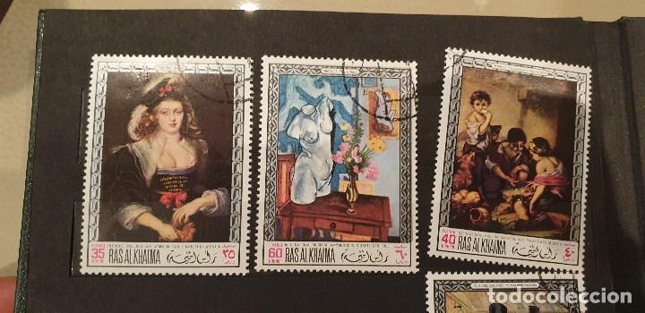 Sellos: Sellos, Antigua colección de sellos, Filatelia, Sellos Nacionales e Internacionales - Foto 41 - 169916668