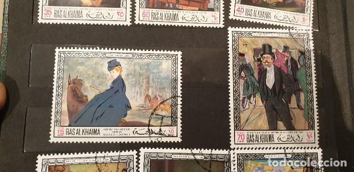 Sellos: Sellos, Antigua colección de sellos, Filatelia, Sellos Nacionales e Internacionales - Foto 42 - 169916668