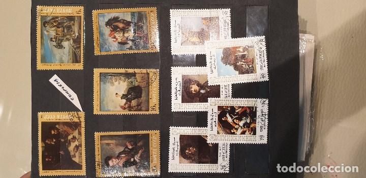 Sellos: Sellos, Antigua colección de sellos, Filatelia, Sellos Nacionales e Internacionales - Foto 44 - 169916668