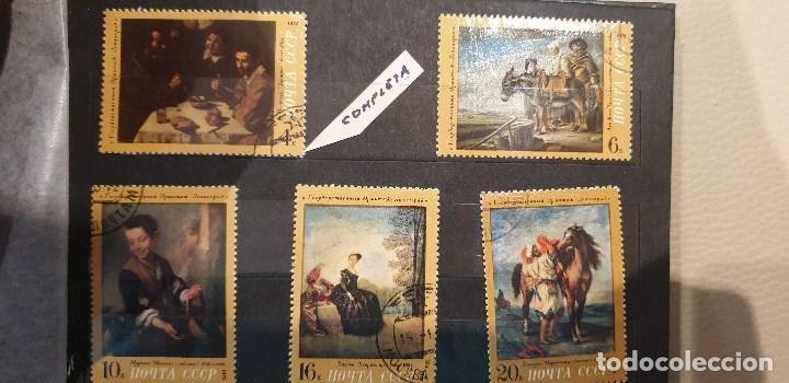 Sellos: Sellos, Antigua colección de sellos, Filatelia, Sellos Nacionales e Internacionales - Foto 45 - 169916668