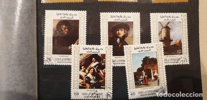 Sellos: Sellos, Antigua colección de sellos, Filatelia, Sellos Nacionales e Internacionales - Foto 46 - 169916668