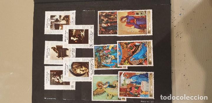 Sellos: Sellos, Antigua colección de sellos, Filatelia, Sellos Nacionales e Internacionales - Foto 47 - 169916668