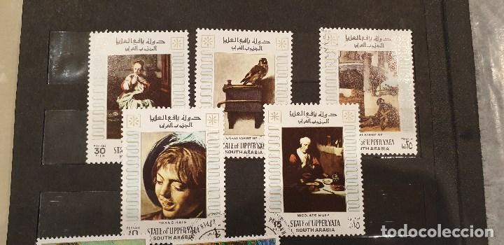 Sellos: Sellos, Antigua colección de sellos, Filatelia, Sellos Nacionales e Internacionales - Foto 48 - 169916668