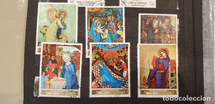 Sellos: Sellos, Antigua colección de sellos, Filatelia, Sellos Nacionales e Internacionales - Foto 49 - 169916668