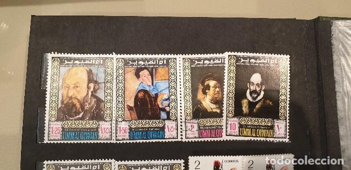 Sellos: Sellos, Antigua colección de sellos, Filatelia, Sellos Nacionales e Internacionales - Foto 51 - 169916668