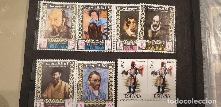 Sellos: Sellos, Antigua colección de sellos, Filatelia, Sellos Nacionales e Internacionales - Foto 52 - 169916668