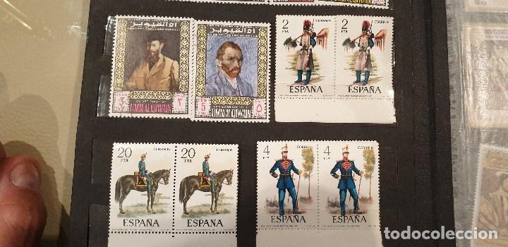Sellos: Sellos, Antigua colección de sellos, Filatelia, Sellos Nacionales e Internacionales - Foto 53 - 169916668