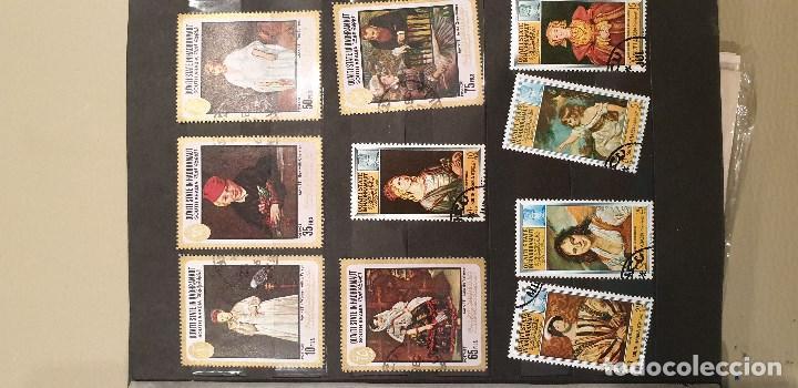 Sellos: Sellos, Antigua colección de sellos, Filatelia, Sellos Nacionales e Internacionales - Foto 54 - 169916668