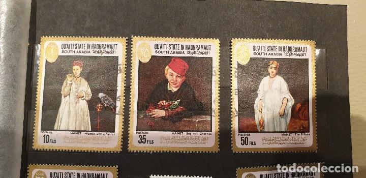 Sellos: Sellos, Antigua colección de sellos, Filatelia, Sellos Nacionales e Internacionales - Foto 55 - 169916668