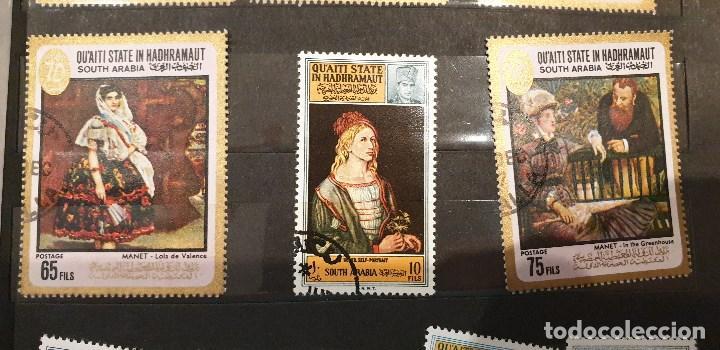 Sellos: Sellos, Antigua colección de sellos, Filatelia, Sellos Nacionales e Internacionales - Foto 56 - 169916668