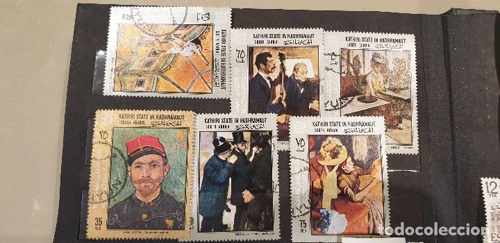 Sellos: Sellos, Antigua colección de sellos, Filatelia, Sellos Nacionales e Internacionales - Foto 59 - 169916668